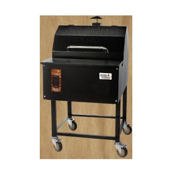 """smokin brothers 24"""" wood pellet grills"""